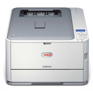 OKI-C321dn-Duplex-Network-A4-Colour-Laser-Printer-Front
