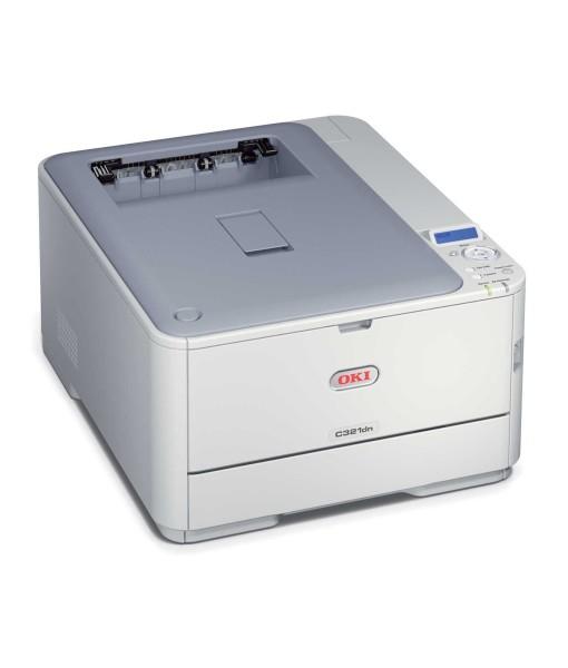 OKI-C321dn-Duplex-Network-A4-Colour-Laser-Printer-Right