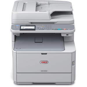 OKI-MC352dn-Duplex-Network-A4-Colour-Laser-Printer-Front