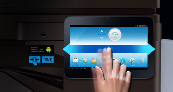 SAMSUNG-MultiXpress-Tablet-Technology-On-Printer